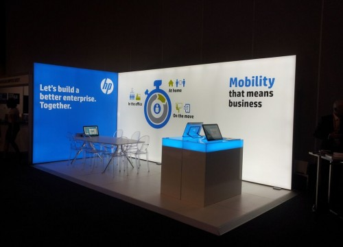 HP+Booth